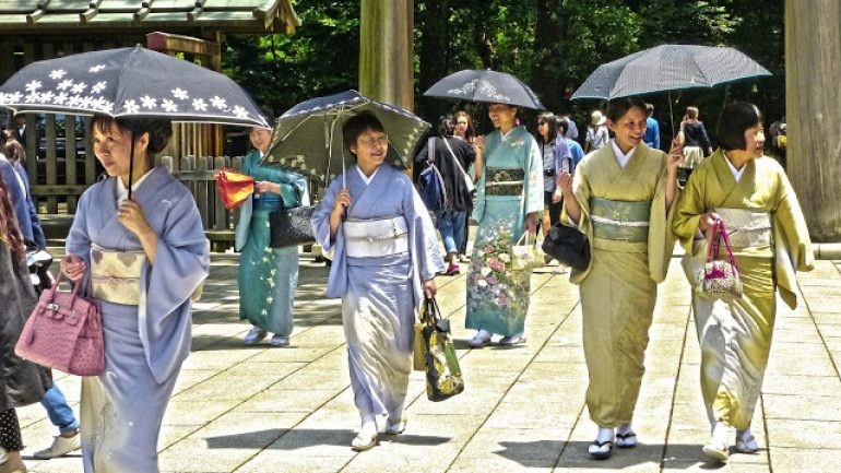 Japonya'da Etkinlik ve Festivaller
