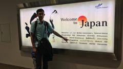 Japonya Macerası Başlıyor