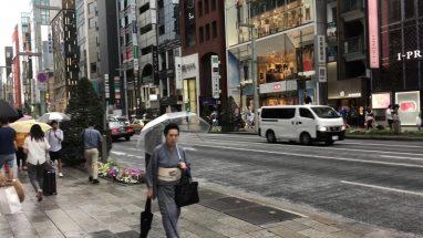 Ginza; Japonya'nın En Pahalı Bölgesi