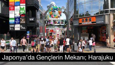 Japonya'da Gençlerin Mekanı; Harajuku