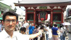 Japonya'nın En Tarihi Yerlerinden: Asakusa