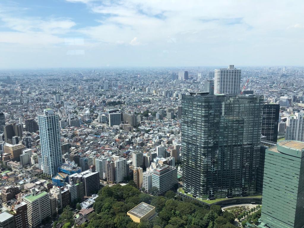 Japonya Vizesi Alıp Göreceğiniz En Betonarme Kent Tokyo