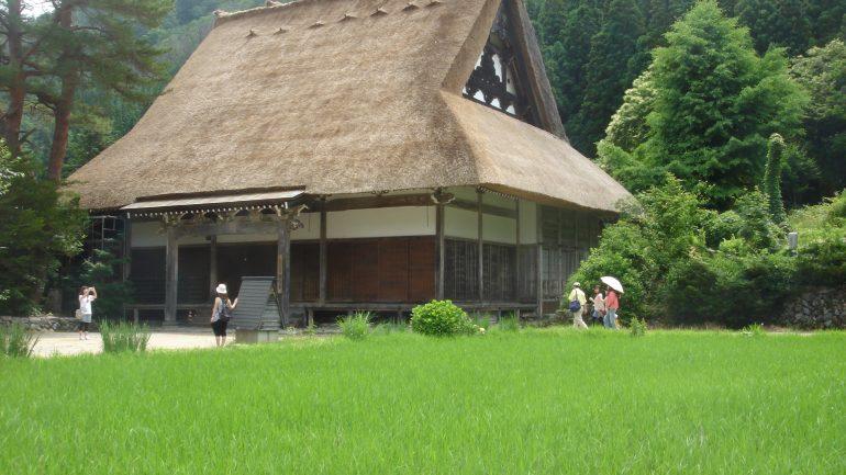 Japonya Dünya Mirası Listesi Unesco