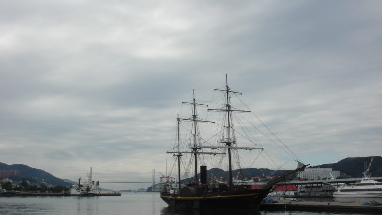 Nagasaki; Japonya'da Bir Liman Kenti