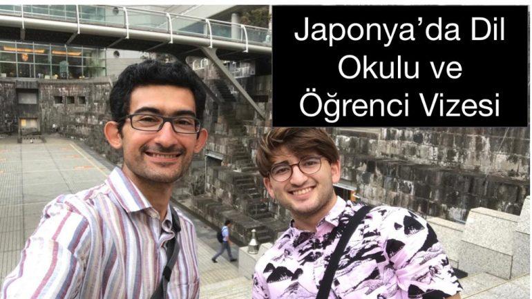 Japonya'da Dil Okulu ve Öğrenci Vizesi Hakkında Mutlaka Bilmeniz Gerekenler